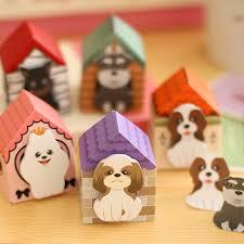 <b>5X Puppy Dog &</b> Cat Memo Pads Sticky Notes Sticker Bookmark ...