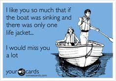 Funny I Miss You Card - I Really Miss You, But Probably Not as ... via Relatably.com