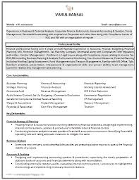 good cv resume sample for experienced chartered accountant 1 good cv resume sample for experienced chartered accountant 1