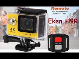 <b>Экшн камера Eken H9R</b> | Полный обзор | Примеры фото и видео ...