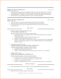 first resume examples nypd resume related for 8 first resume examples