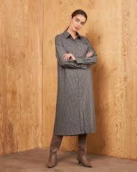 <b>Платье</b>-рубашка в интернет-магазине — <b>12Storeez</b>