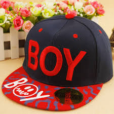 <b>Hot Sale New Spring</b> Summer Baby 3D Letter BOY cap boy ...