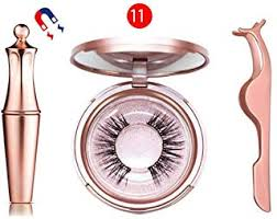 Gold - False Eyelashes / Eyes: Beauty - Amazon.in