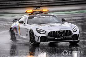 Aston Martin, Mercedes to share F1 <b>safety car</b> duties in 2021