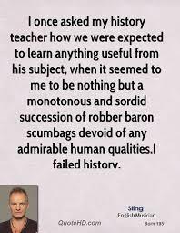History Teacher Quotes. QuotesGram