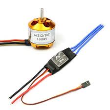 BGNing A2212 1400kv Brushless Outrunner Motor ... - Amazon.com