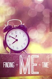 Image result for me time