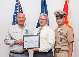 Pratt & Whitney manager receives Patriot Award - Sun Sentinel