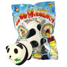 1 Toy <b>Игрушка</b>-<b>антистресс Мммняшка панда</b>