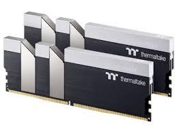 Купить <b>модуль памяти Thermaltake</b> TOUGHRAM BLACK ...