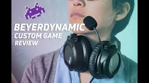 <b>Beyerdynamic CUSTOM Game</b> Review - Listen up and Game on ...