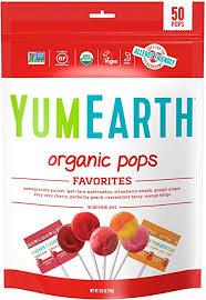 <b>Organic</b> Lollipop <b>Assorted</b> Bag - 12.3 oz,(YummyEarth): Amazon.co ...