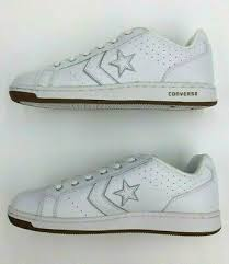 NEW! CONVERSE <b>Karve</b> OX White <b>Leather Men's</b> | eBay