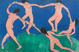 Henri Matisse. <b>Dance</b> (I). Paris, Boulevard des Invalides, early 1909 ...