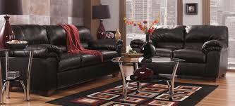 furniture black living set ashley furniture commando black living room set