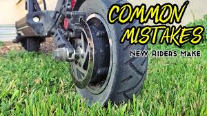 Common Mistakes <b>New Electric Scooter</b> Owners Make - YouTube