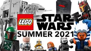 LEGO Star Wars <b>Summer 2021</b>: <b>NEW</b> INFO! - YouTube