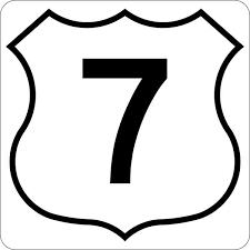Image result for number 7 changes