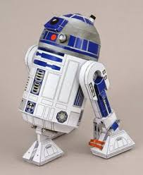 <b>Star Wars</b> Papercraft C3PO <b>R2D2</b> | Бумажные Модели | Paper ...