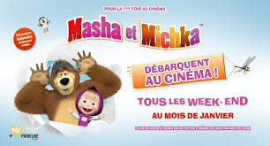 """Résultat de recherche d'images pour """"masha et michka pathe live"""""""