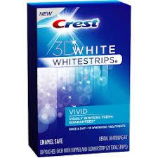 Отзывы о <b>Отбеливающие полоски</b> для <b>зубов</b> Crest 3D White ...