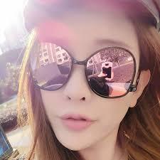 <b>Comfortable Round Personality</b> sunglasses <b>Fashion</b> Elegant ...