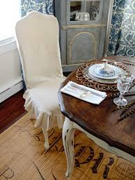 dining chair arms slipcovers: duck dining room chair slipcover with arms contemporary dining