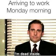 The Mascara Diaries, Sooooo tired. #Monday #morning #laugh ... via Relatably.com