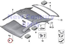 <b>BMW</b> Genuine Hardtop Retractable Hardtop <b>Emergency</b> Actuating ...