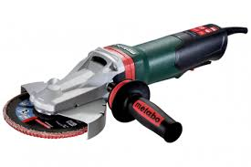 <b>Metabo</b> WEPBF 15-150 Quick Flat Head 6in Angle Grinder Specs