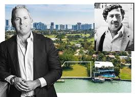 <b>Pablo Escobar's</b> Ex Miami Beach Site Sells To Jarrett Posner