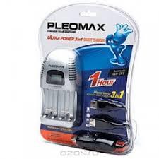 <b>Зарядное устройство</b> Samsung Pleomax 1012 <b>Ultra Power</b> + 2AA ...