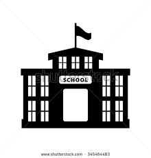 Image result for school building clipart