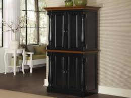 cabinet tall doors free standing creative ideas for a kitchen pantry cabinet freestanding