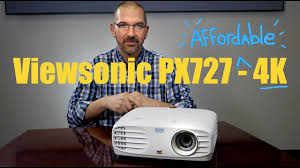 <b>ViewSonic PX727</b>-<b>4K</b> 4K Ultra HD Home Projector - YouTube