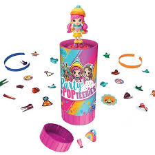 Купить куклу <b>Party Popteenies хлопушка</b> с сюрпризом (1 кукла ...