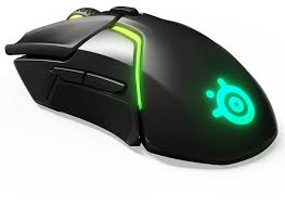Мышь <b>STEELSERIES Rival 650</b>, беспроводная, USB, <b>черный</b>