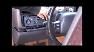 how to replace a 1996 jeep grand cherokee limited headlight switch 1995 chevrolet tahoe blazer electrical wiring diagram