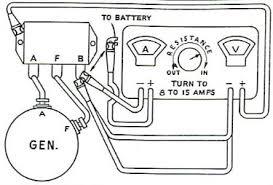 electrical hudson jet servicing information hudson jet voltage regulator check