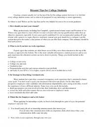 elegant how to make a resume for college students   resume format web    how to make a college student resume gallery images of how to how to make a