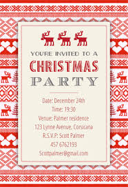 sweaters pattern printable christmas invitation template  sweaters pattern printable christmas invitation template
