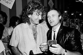 How Phil Collins Shaped <b>Robert Plant's</b> Solo Career