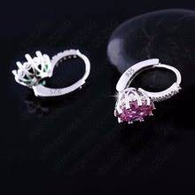 Luxurious <b>925</b> Crystal Heart Earrings Promotion-Shop for ...