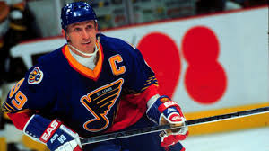 nhl legends in wrong uniforms forwards edition wayne gretzky st louis blues 18 games 1995 96