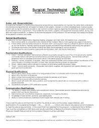 posts surgical tech resume samples nursing resume cover letter    surgical technologist resume pdf ejd