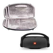 <b>2018 Newest</b> Travel <b>Carrying PU</b>+EVA Protective Speaker Box ...