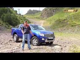 Essai Ford Ranger        Auto titre