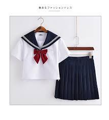 New Arrival <b>Sailor suit School</b> uniform sets JK <b>school</b> uniforms for ...