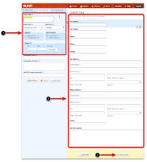 how to create a form in wufoo that will work servicem8 s create a form in wufoo s website